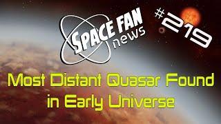 2 Rocky Earth-Like Worlds; Most Distant Quasar Found in Reionization Era; ESPRESSO Better Than HARPS