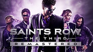 BEST GAME EVER?! (Saints Row 3 Remastered)