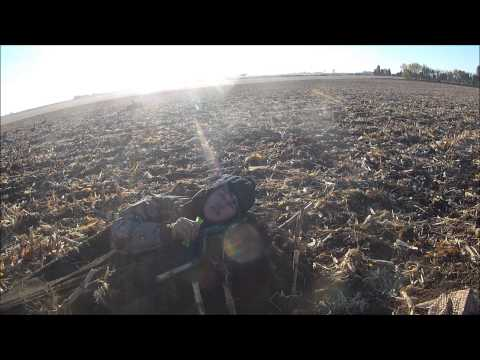 Jordan Calling the Geese for breakfast GoPro Camera GoPro Camera