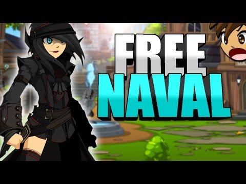 FREE NAVAL SET AQW Adventure Quest Worlds