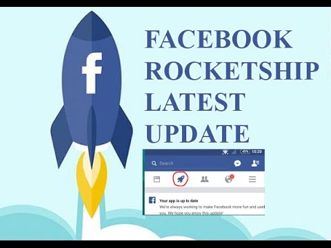 What is Rocketship features in Facebook??2017