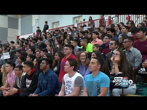 Rio Rico HS recognized as AP District of the Year among small schools