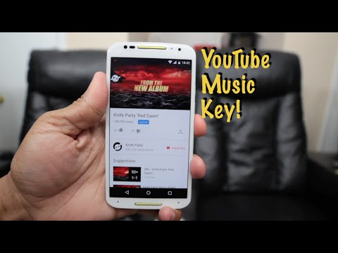 YouTube Music Key Beta Impressions (2015)