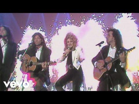 Bonnie Tyler - Call Me (ZDF Hitparade 21.01.1993)