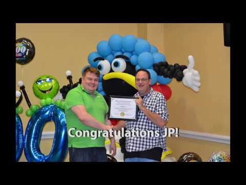 Learn Balloon Decorating | JP Pirinen | #1 Balloon Decorating Training Institute in the Nation