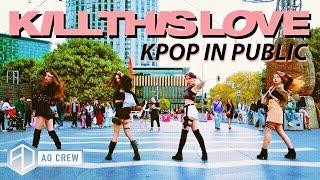 Download KPOP IN PUBLIC BLACKPINK 'KILL THIS LOVE' Dance Cover [AO CREW - Australia] ONE SHOT vers. Video