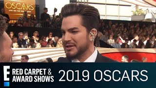 Adam Lambert Excited to Open 2019 Oscars With Queen | E! Red Carpet & Award Shows