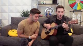 Jake Miller SINGS