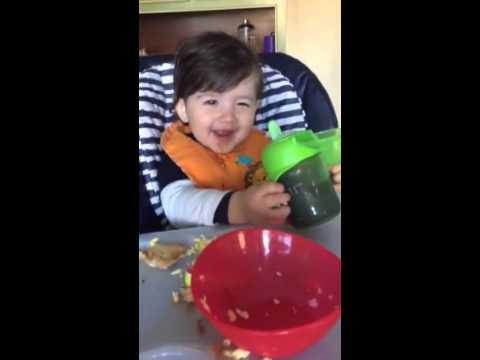 Prune juice baby