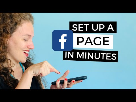 Facebook (TM) 101 - How To Build Your Business Page in Ten Minutes