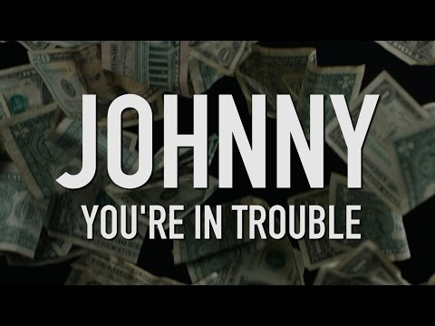Blues Over The Sun - Johnny, You're in Trouble [LYRICS VIDEO] - New Original Rock Song 2015