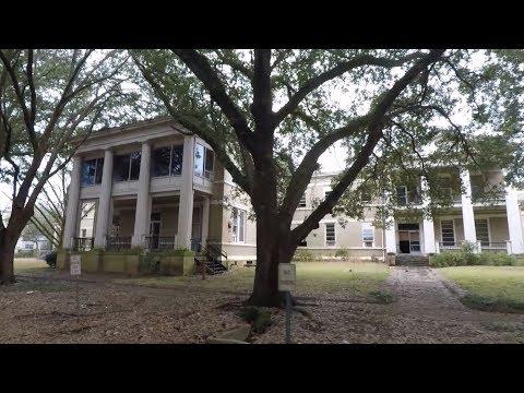 Exploring an Abandoned Nursing Home