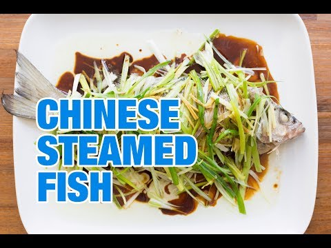 Chinese Steamed Fish | Belly on a Budget | Episode 13