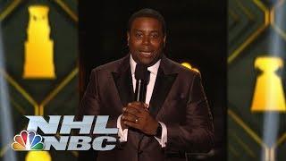 Download NHL Awards: Kenan Thompson's opening monologue | NBC Sports Video