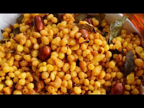 Boondi | Kara Boondi - in Tamil - Crispy and Tasty