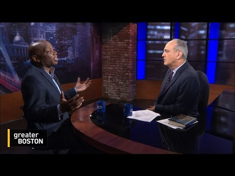 """Howard Bryant On His New Book """"The Heritage"""" And The Legacy Of Activism For Black Athletes"""