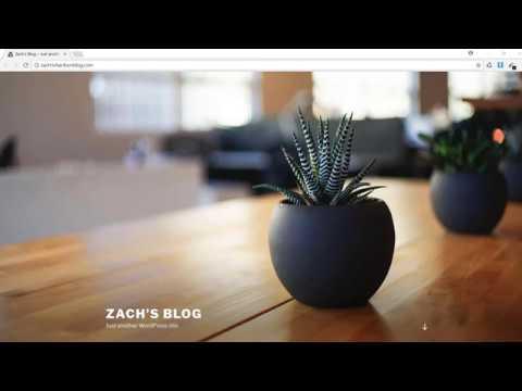 Tutorial - Create a WordPress Website on HostGator