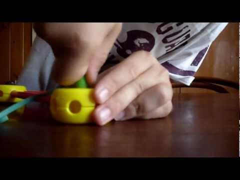 How to make tinkertoy gun