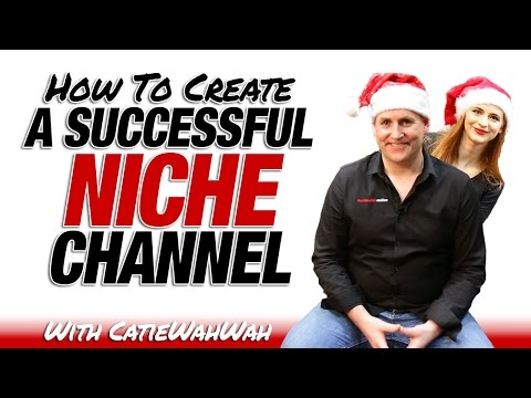 How To Build a Successful Niche YouTube Channel (with Catie Wah Wah)