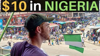 What Can $10 Get in LAGOS, NIGERIA? (craziest city)