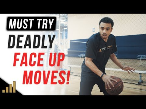 How to: DEADLY Face Up Moves to Beat Your Defender EVERY TIME! 😱Easy Moves to DOMINATE the Mid Post