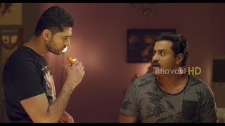 Sunil Gets Emotional With Jayasuda - 2017 Latest Telugu Movie Scenes