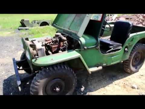 Willys CJ2A Column Shift Tool Slot Body Early Jeep for Sale