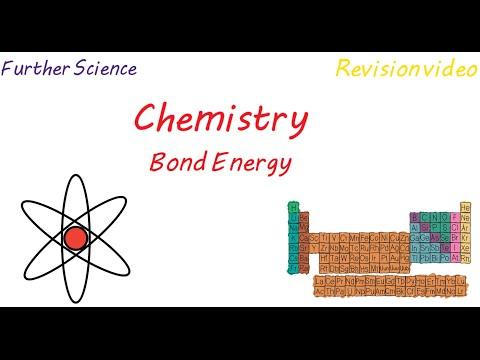 C3: Bond Energy (Revision)