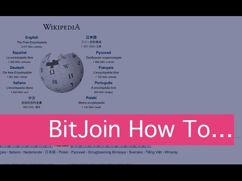 How to donate to Wikipedia using bitcoin