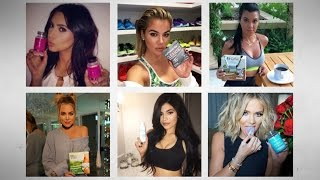 The celebrity sell: Keeping up with the Kardashians
