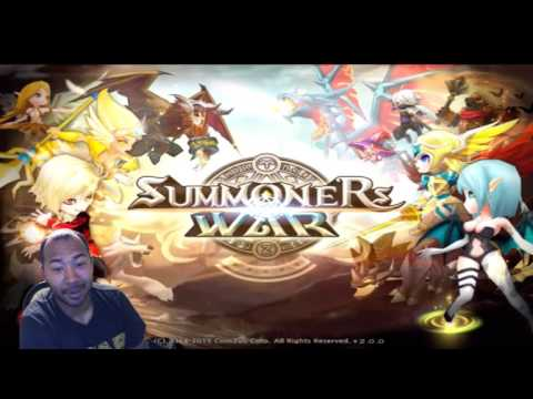 Summoners War: Twitch Account Reviews