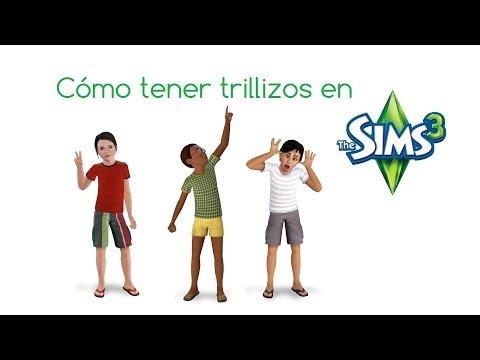 Tutorial: cómo tener trillizos en Los Sims 3 (nivel intermedio)