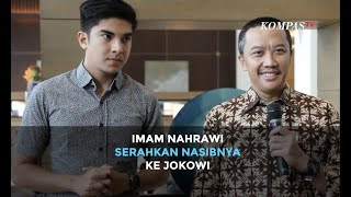 Jadi Tersangka KPK, Imam Nahrawi Serahkan Nasibnya ke Jokowi