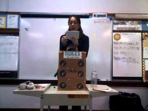 Book in a Bag Presentation Demo