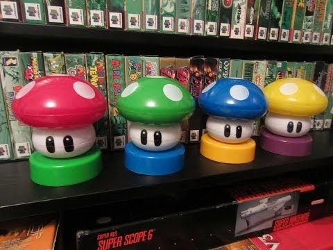 diy: mario mushroom lamp for $3