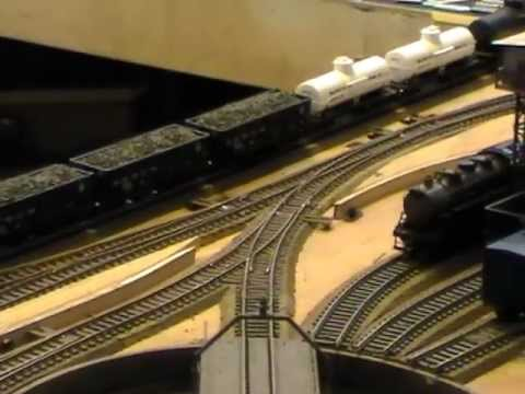 HO Scale: Standard & Universal Track Cleaner Kits Installed On Passanger Car & Coal Hopper