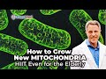 HIIT: How to Grow New Mitochondria - Ford Brewer
