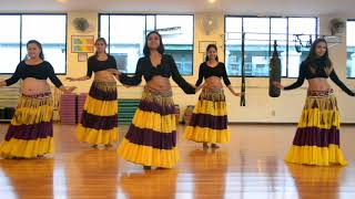 Kale Dai- Nira jaile risaune - Nepali Belly Dance Fusion (Banjara School Of Dance)