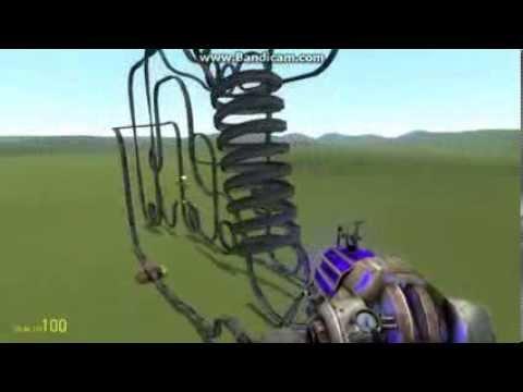Garry's Mod Epic Roller Coaster V2 Tutorial