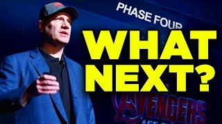 Download Marvel Phase 4 - WHAT NEXT? (Comic-Con 2019 Preview) Video