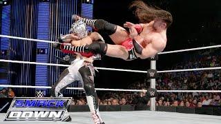 Kalisto vs. Neville – United States Championship Match: SmackDown, Jan. 28, 2016