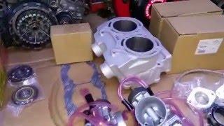Yamaha Banshee Super Cub 472cc 100HP Kit On Order!!! - PakVim net HD