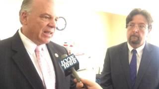 State Senate President visits St. Mary