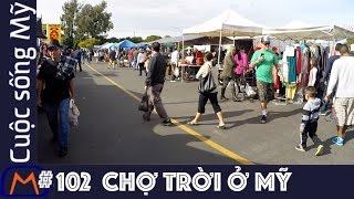 Cuộc sống Mỹ - Vlog 102: Chợ trời ở Mỹ
