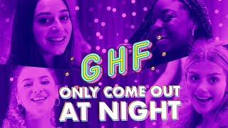 Girls Here First | Only Come Out At Night | Official Music Video