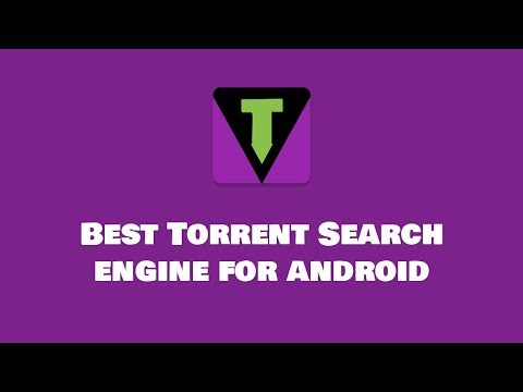 Best Torrent Search Engine Application For Android
