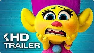 TROLLS Trailer German Deutsch (2016)