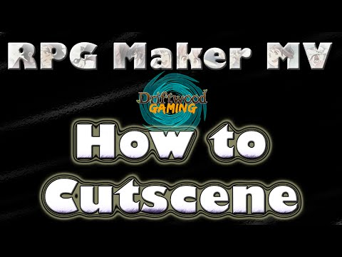 RPG Maker MV How To Cut Scene