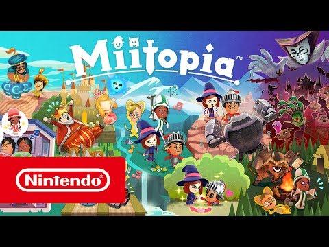 Miitopia - Launch Trailer (Nintendo 3DS)