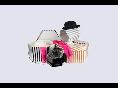 Packaging Tips - Hat Boxes
